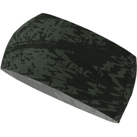 P.A.C. Headband Headwear grey/black